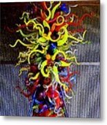 Chihuly Palm Springs 1 Metal Print by Randall Weidner