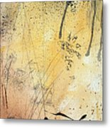 Desert Surroundings 1 By Madart Metal Print by Megan Duncanson