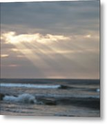 Divine Intervention Metal Print by Simon Wolter
