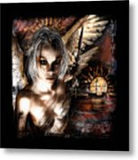 Dreamseeker Metal Print by Mandem