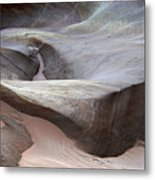 Dry Creek Metal Print by Bob Christopher