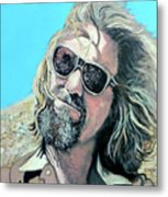 Dusted By Donny Metal Print by Tom Roderick