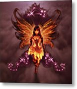 Fairy Angel Metal Print by Rick Ritchie