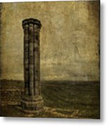 From The Ruins Of A Fallen Empire Metal Print by Evelina Kremsdorf