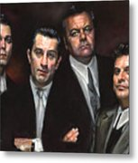 Goodfellas Metal Print by Ylli Haruni