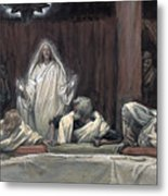 He Appeared To The Eleven Metal Print by Tissot