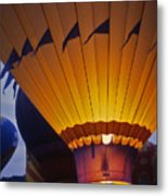 Hot Air Balloon - 10 Metal Print by Randy Muir