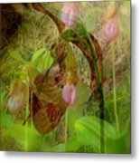 Imperiled Metal Print by Priscilla Richardson