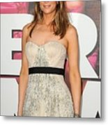 Kristen Wiig At Arrivals Metal Print by Everett