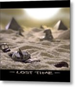 Lost Time Metal Print by Mike McGlothlen