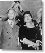 Mamie Bradley, Mother Of Emmett Till Metal Print by Everett