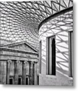 Old And New Metal Print by Heather Applegate