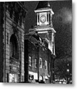Old City Hall Metal Print by Wade Aiken