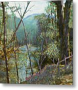 Old Man River Metal Print by Ben Kiger