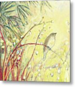 Out On A Limb Metal Print by Jennifer Lommers