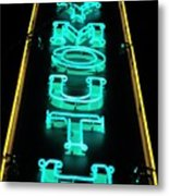 Plymouth Metal Print by Jame Hayes