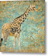 Reticulated Metal Print by Arne Hansen