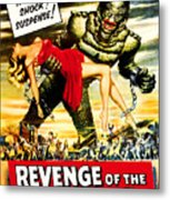 Revenge Of The Creature, 1955 Metal Print by Everett