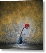 Seclude  Metal Print by Edwin Alverio