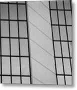 Shifted Metal Print by Donald
