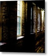Slit Scan 5 Metal Print by Patrick Biestman