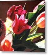 Spring Bouquet Metal Print by Steve Karol