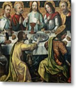 The Last Supper Metal Print by Godefroy