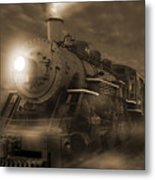 The Old 210 Metal Print by Mike McGlothlen