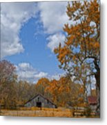 The Simple Life Metal Print by Bonnie Barry
