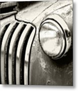 Time Traveler Metal Print by Holly Kempe