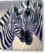 Together Metal Print by Arline Wagner