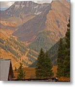 Tomboy Village 2 Metal Print by Al Reiner