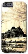 Barn Out Back 2 IPhone Case by Cheryl Young