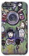 Chris Daniels And Friends IPhone Case by Laurie Maves ART