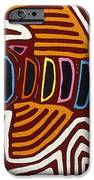 Kuna Fish Mola Panama IPhone Case by John  Mitchell