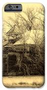 Old School House IPhone Case by Julie Hamilton