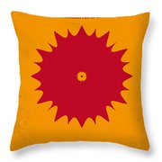 No083 My Star Trek 3 Minimal Movie Poster Throw Pillow by Chungkong Art
