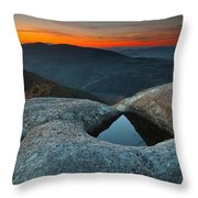 Sanctuary Throw Pillow by Evgeni Dinev