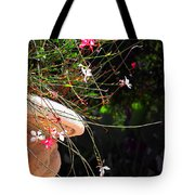 Filigree-iii Tote Bag by Susanne Van Hulst