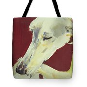 Jack Swan I Tote Bag by Sally Muir