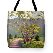 Spring Valley Trail Tote Bag by Rick Hansen