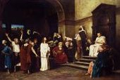 Mihaly Munkacsy - Christ Before Pilate