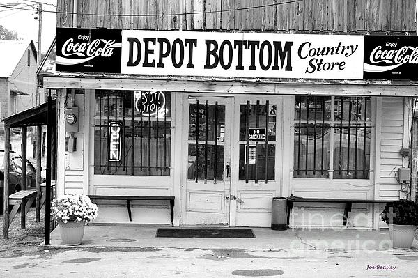 Depot Bottom Country Store Photograph by   Joe Beasley
