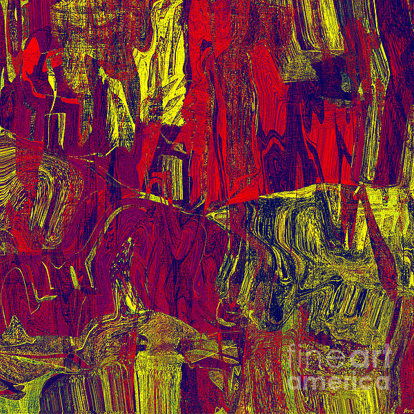 Abstract Digital Art - 0479 Abstract Thought by Chowdary V Arikatla