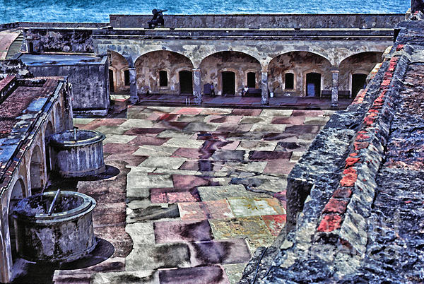 Puerto Rico Photograph - Castillo De San Cristobal by Thomas R Fletcher