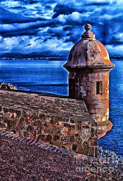 Puerto Rico Photograph - El Morro Fortress by Thomas R Fletcher