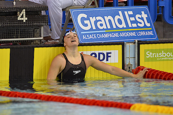 French National Swimming Championships Photograph by Aurelien Meunier