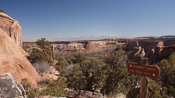 Landscape Photograph - Hiking National Monument  by Michael J Bauer