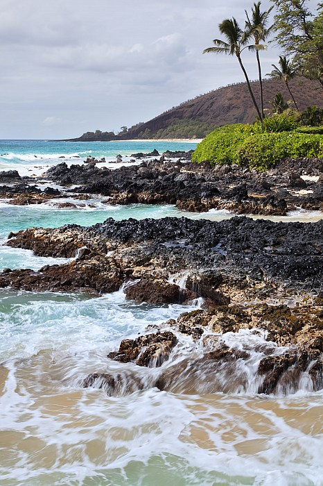 Coast Photograph - Keanae Lava Rock by Jenna Szerlag