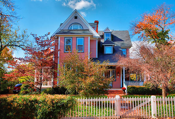 Home Photograph - Leesburg House I by Steven Ainsworth